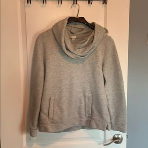 J Crew sweater with comfy neck